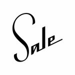 Sale Sign Signs Home Business Car text Vinyl Decal Sticker Stickers 0063