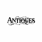 Antiques Welcome Sign Signs Home Business Car text Vinyl Decal Sticker Stickers 0067