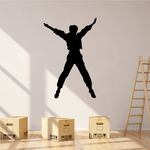 Fitness Wall Decal - Vinyl Decal - Car Decal - Bl041