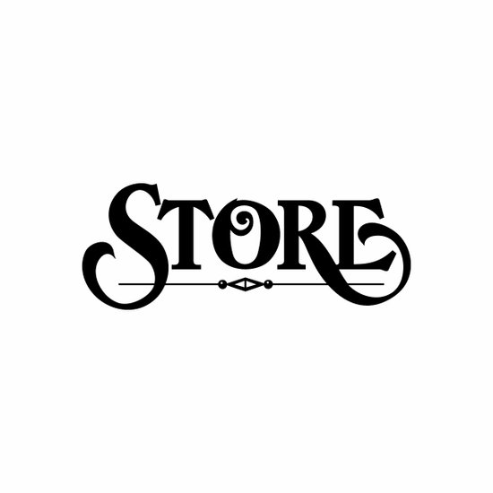 Store Sign Signs Home Business Car text Vinyl Decal Sticker Stickers 0084