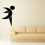 Fitness Wall Decal - Vinyl Decal - Car Decal - Bl065