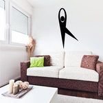 Fitness Wall Decal - Vinyl Decal - Car Decal - Bl068