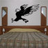 Eagle Attacking Decal
