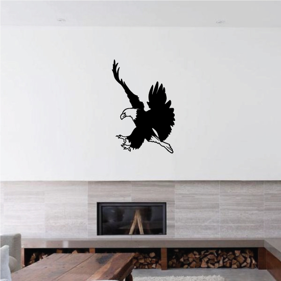 Majestic Eagle Hunting Decal