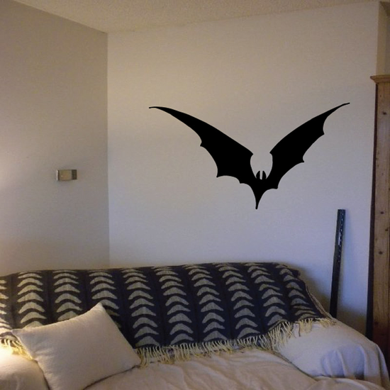 Classic Bat Decal