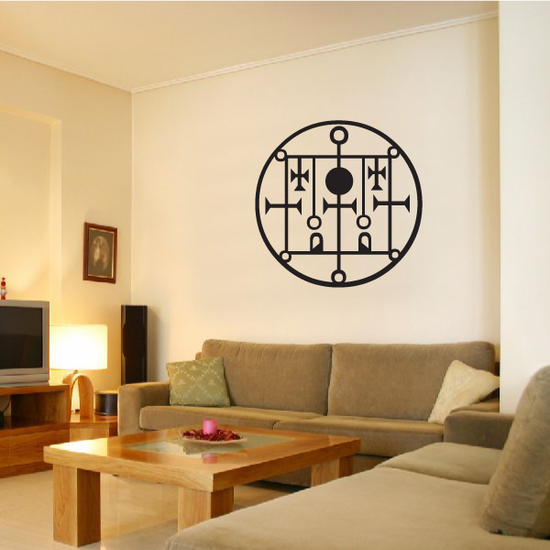 Egyptian Ornate Symbol Decal