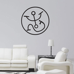 Egyptian Simple Symbol Decal