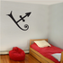 Egyptian Solid Pointing Arrows Decal