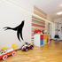 Long Winged Bird Flying Decal