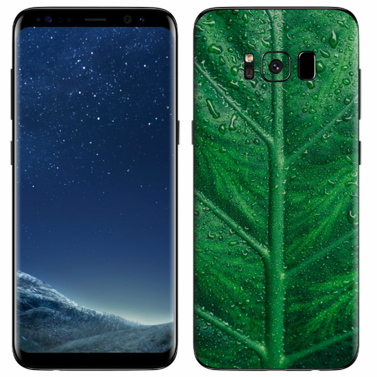 Samsung Galaxy S8 Plus Custom Skin - Vinyl Phone Wrap Sticker