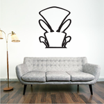 Egyptian Vase Symbol Decal
