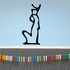 Egyptian Hieroglyphics Queen Decal