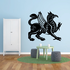 Detailed Griffin Decal