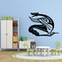 Winged Serpent Decal