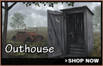 Outhouse Decals