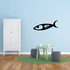 Fish Wall Decal - Vinyl Decal - Car Decal - DC154