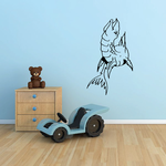 Fish Wall Decal - Vinyl Decal - Car Decal - DC159