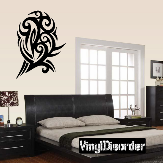 Classic Tribal Wall Decal - Vinyl Decal - Car Decal - DC 007