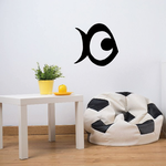 Fish Wall Decal - Vinyl Decal - Car Decal - DC162