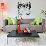 Butterfly Wall Decal - Vinyl Decal - Car Decal - CF144