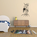 Fish Wall Decal - Vinyl Decal - Car Decal - DC165