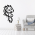 Barbed Wire Cat Decal