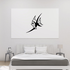 Fish Wall Decal - Vinyl Decal - Car Decal - DC172