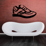 Running Shoe Decal