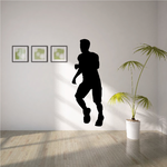 Fast Male Runner Decal