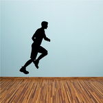 Youth Male Runner Decal