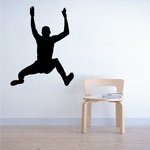 Running Wall Decal - Vinyl Decal - Car Decal - Bl037
