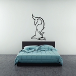 Fish Wall Decal - Vinyl Decal - Car Decal - DC178