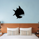Fish Wall Decal - Vinyl Decal - Car Decal - DC182