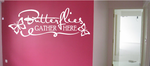 Girls Bedroom Decals