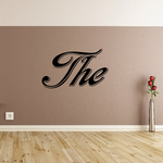 The Wall Decal - Vinyl Decal - Car Decal - Business Sign - MC08