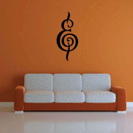 And Symbol Wall Decal - Vinyl Decal - Car Decal - Business Sign - MC30