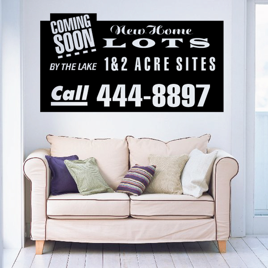 Antique Sign Wall Decal - Vinyl Decal - Car Decal - Business Sign - MC94