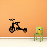 Tricycle Decals