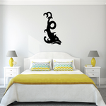 Fish Wall Decal - Vinyl Decal - Car Decal - DC194