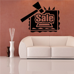 Sale Wall Decal - Vinyl Decal - Car Decal - Business Sign - MC188