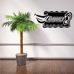 Announce Wall Decal - Vinyl Decal - Car Decal - Business Sign - MC191