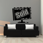 Sold Wall Decal - Vinyl Decal - Car Decal - Business Sign - MC199