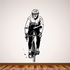 Long Sleeved Cyclist Decal