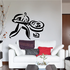 Magnifying Glass Wall Decal - Vinyl Decal - Car Decal - Business Decal - MC12