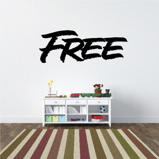 Free Wall Decal - Vinyl Decal - Car Decal - Business Sign - MC241