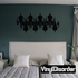 Tribal Bracelet Wall Decal - Vinyl Decal - Car Decal - DC 039