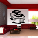 Two Cupcakes Decal