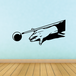 Cue Ball Pool Decal