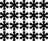 Snowflakes CF8059 Fingernail Art Sticker - Vinyl Finger Nail Decals