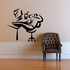 Man With Feet On Desk Wall Decal - Vinyl Decal - Car Decal - Business Decal - MC18